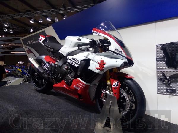 Nuova Yamaha R1 2020 Novita